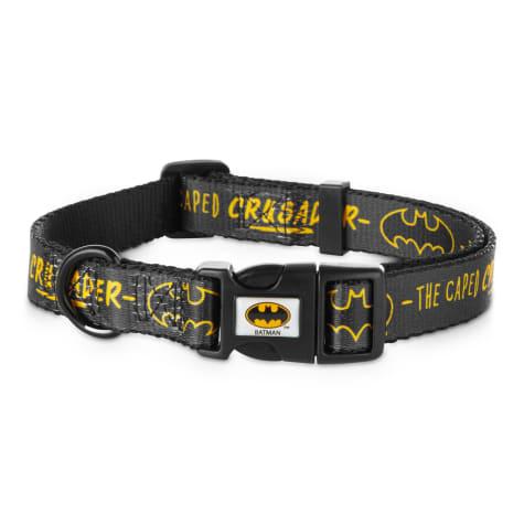 DC Comics Justice League Batman Dog Collar