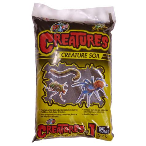 Zoo Med Creatures Creature Soil Bag