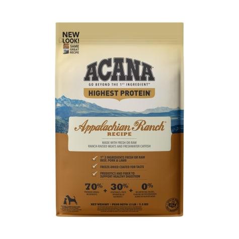 ACANA Protein Rich Appalachian Ranch Dry Dog Food
