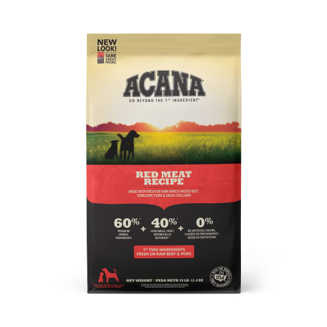 ACANA Red Meat Dry Dog Food