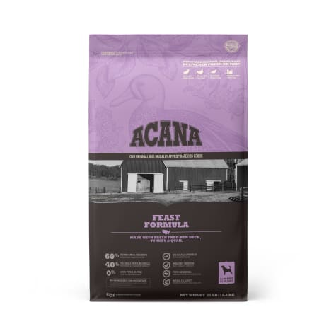 ACANA Feast Dry Dog Food