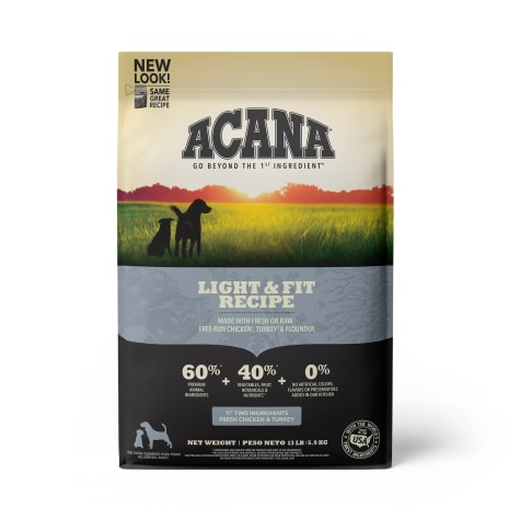 ACANA Protein Rich Light & Fit Dry Dog Food