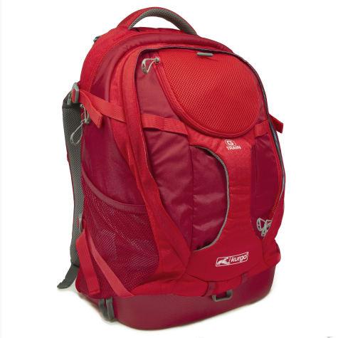 Kurgo Dog G-Train K9 Red Backpack