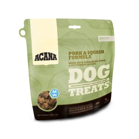 ACANA Singles Freeze-Dried Pork and Squash Dog Treats