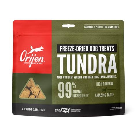 ORIJEN Freeze-Dried Tundra Dog Treats