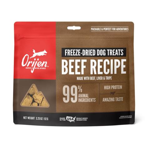 ORIJEN Freeze-Dried Angus Beef Dog Treats