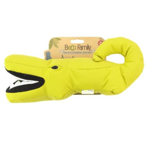Beco Pet Alligator Dog Toy