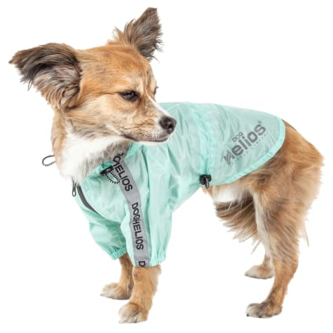 Dog Helios Torrential Shield Waterproof Dog Windbreaker Raincoat