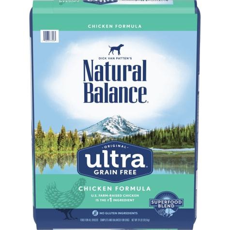 Natural Balance Original Ultra Grain Free Chicken Dry Dog Food