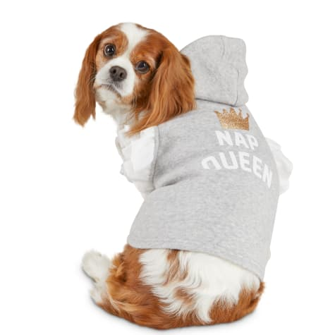 Bond & Co. Nap Queen Dog Hoodie