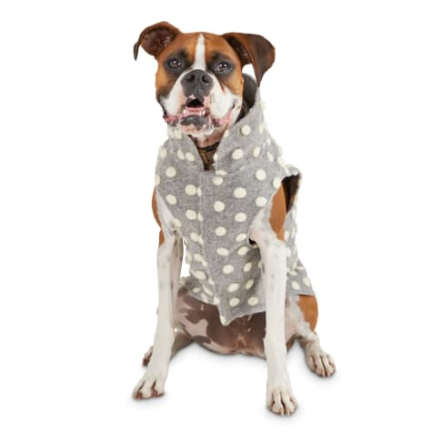 Bond & Co. Perky Polka-Dot Dog Vest