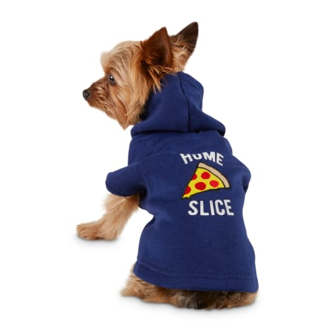Bond & Co. Home Slice Dog Hoodie