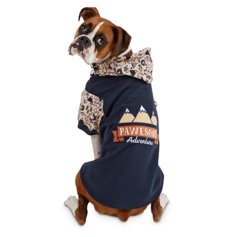Bond & Co. Pawesome Adventure Dog Hoodie