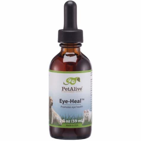 PetAlive Natural Herbal Eye-Heal Liquid Pet Supplement