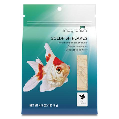 Imagitarium Goldfish Flakes
