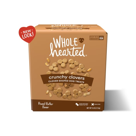WholeHearted Grain Free Peanut Butter Dog Treats