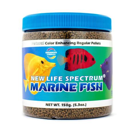New Life Spectrum Marine Fish Tropical Food Pellets