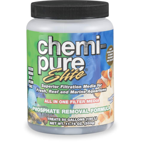 Boyd Enterprises Chemi-Pure Elite Superior Filtration Media