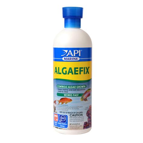 API AlgaeFix Marine Aquarium Algaecide