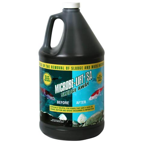 Microbe-Lift Sludge Away Pond Water Conditioner