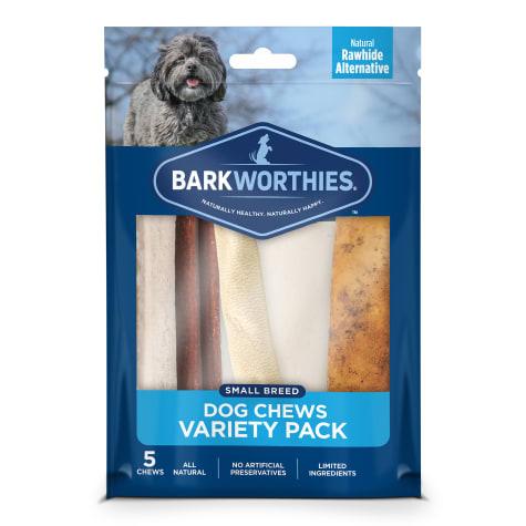 Barkworthies Small Breed Variety Pack Dog Treats