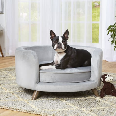 Enchanted Home Pet Rosie Gray Sofa
