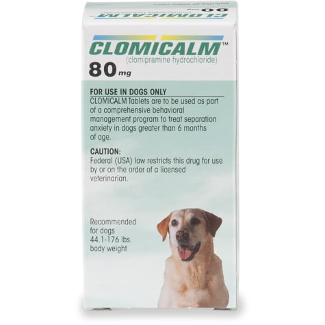 Clomicalm 80 mg Tablets for Dogs