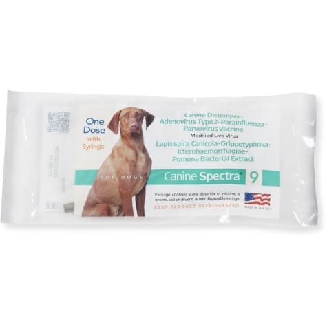 Canine Spectra 9-Way Vaccine