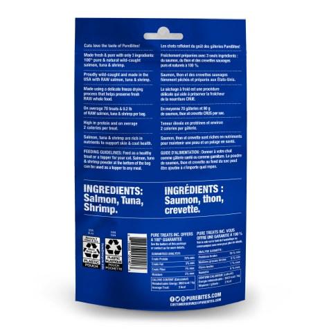 PureBites Ocean Medley Value Size Cat Treats