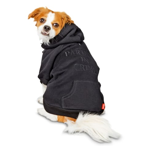 Reddy Partner in Crime Dog Hoodie