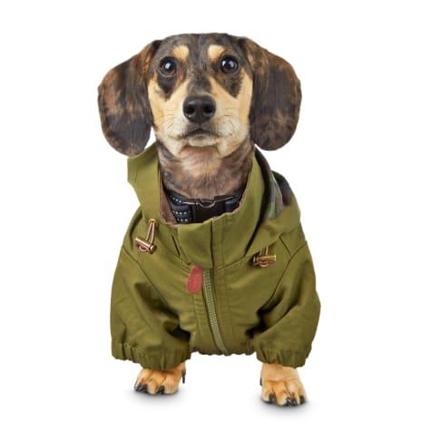 Reddy Green Lined Surplus Dog Jacket