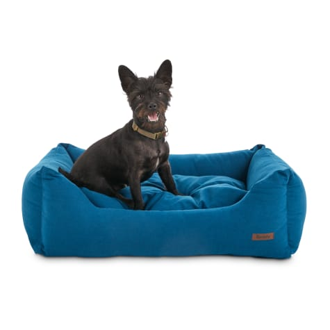 Reddy Elite Orthopedic Blue Dog Bed