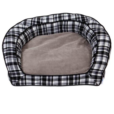 La-Z-Boy Tucker Spencer Plaid Sofa Dog Bed