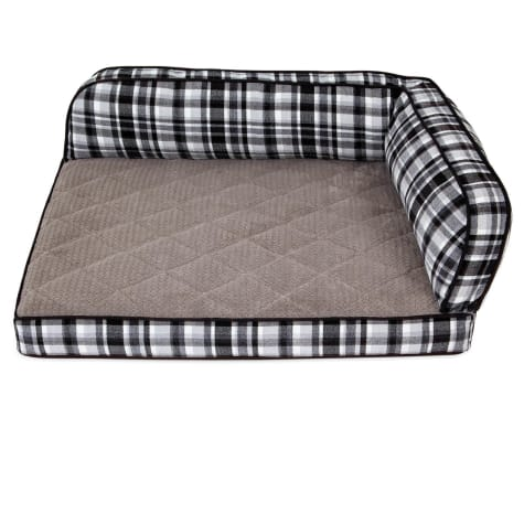 La-Z-Boy Sadie Spencer Plaid Sofa Dog Bed