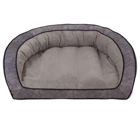 La-Z-Boy Harper Smoke Sofa Dog Bed