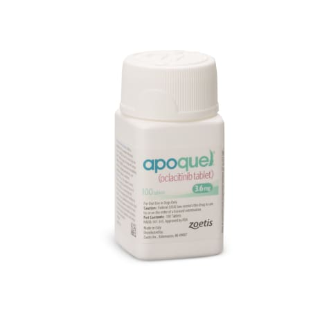 Apoquel 3.6 mg Tablets