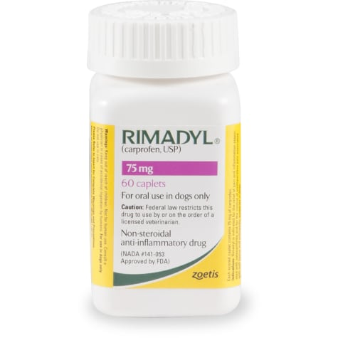 Rimadyl 75 mg Caplets