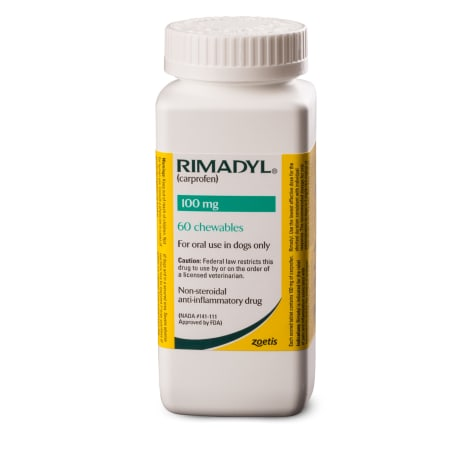 Rimadyl 100 mg Chewables