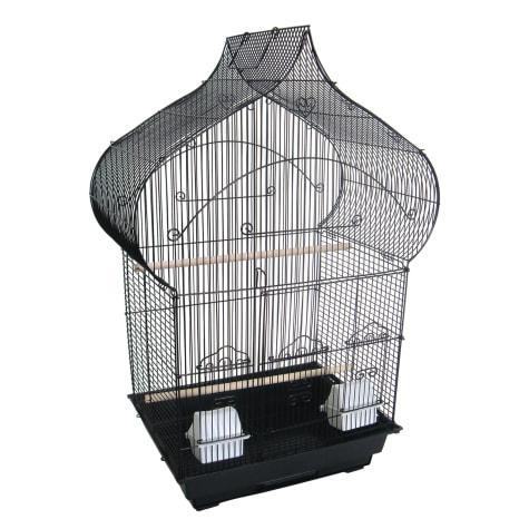 YML Taj Mahal top shape Black Bird Cage