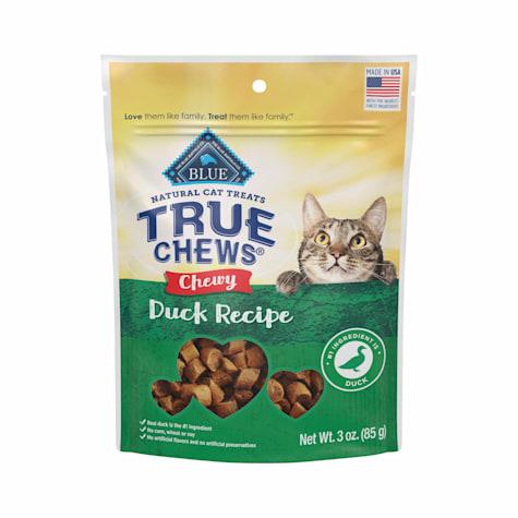 True Chews Chewy Duck Recipe Cat Treat