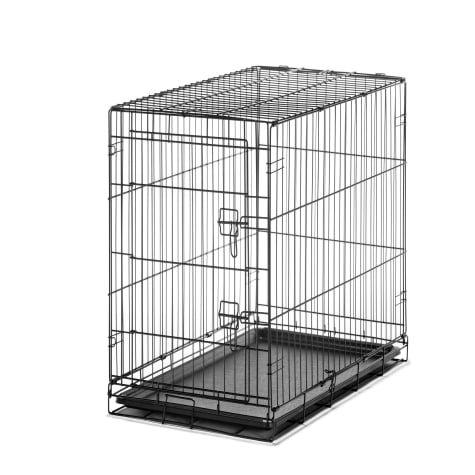 Carlson Pet Products Intermediate Single Door Wire Crate