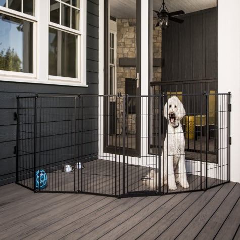 Carlson Pet Products Weatherproof Outdoor Super Gate