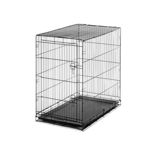 Carlson Pet Products Extra Large Single Door Wire Crate