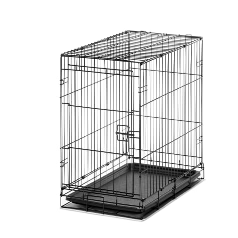 Carlson Pet Products Medium Single Door Wire Crate