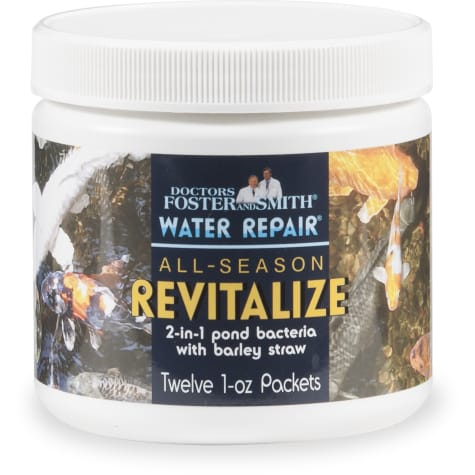Drs. Foster and Smith Water Repair Revitalize 1 oz. Packets
