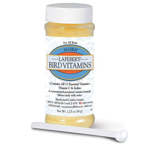 Lafeber's Avi-Era Bird Vitamin Powder for All Birds