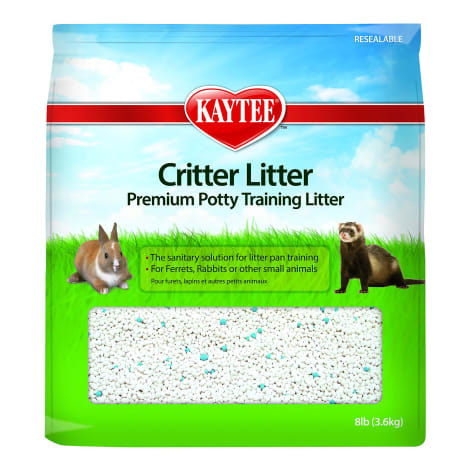 Kaytee Critter Litter Premium Potty Training Litter for Small Animals