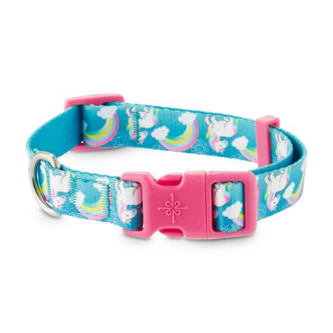Good2Go Rainbows and Unicorns Dog Collar
