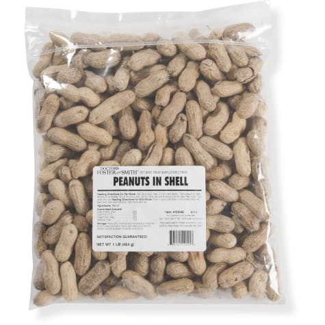 Drs. Foster and Smith Whole Peanuts for Birds