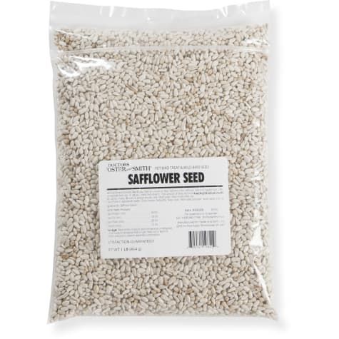 Drs. Foster and Smith Safflower Seed for Birds